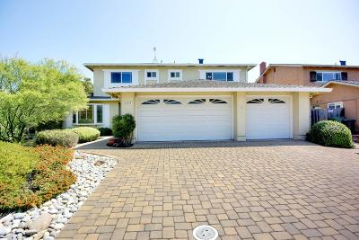 Single Family Home For Sale: 684 Tarrytown Ct