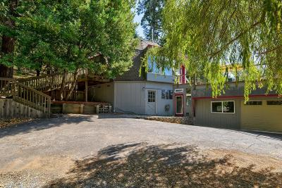 LOS GATOS Single Family Home For Sale: 15200 Old Ranch Rd