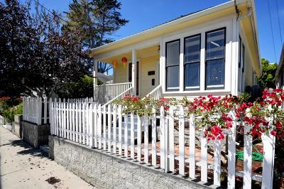Monterey County Single Family Home For Sale: 412 Park St