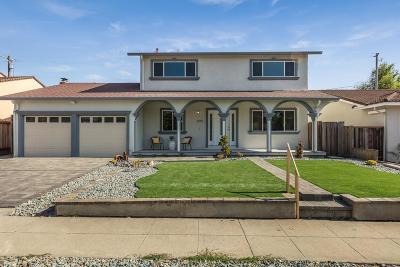 SAN JOSE Single Family Home For Sale: 3320 Floresta Dr