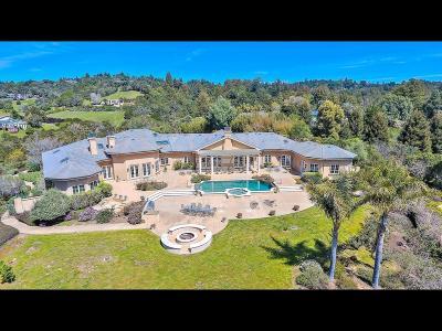 Santa Cruz County Single Family Home For Sale: 120 Debernardo Ln