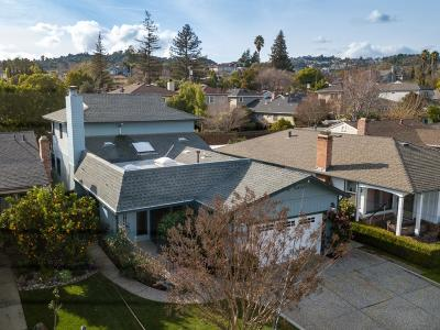 SAN CARLOS Single Family Home For Sale: 230 Pearl Ave