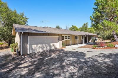 LOS ALTOS HILLS Single Family Home For Sale: 26326 Esperanza Dr