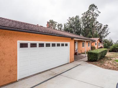 SALINAS CA Single Family Home For Sale: $998,000