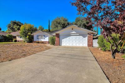 SARATOGA Single Family Home For Sale: 18737 Aspesi Dr