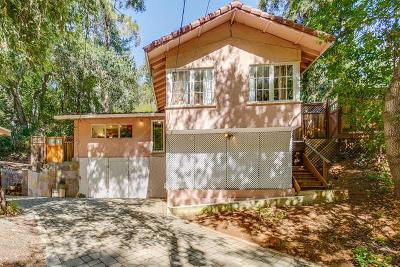 Los Altos Hills Single Family Home For Sale: 27564 Moody Rd