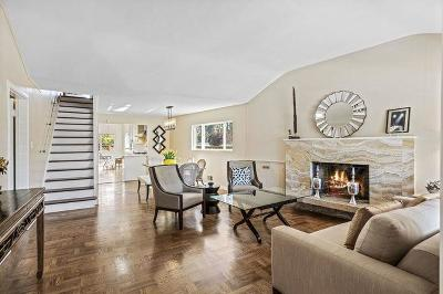 BURLINGAME Single Family Home For Sale: 1035 Morrell Ave