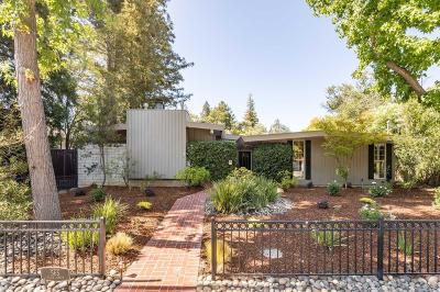 Single Family Home For Sale: 565 Olive St