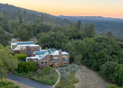 Portola Valley Single Family Home For Sale: 50 Hayfields Rd