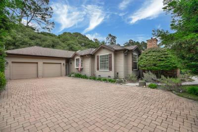 MONTEREY CA Single Family Home For Sale: $1,595,000