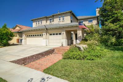 San Benito County Single Family Home For Sale: 1980 Morning Glory Dr