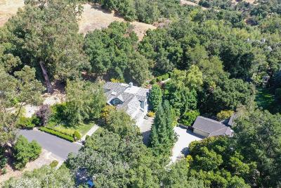 Saratoga Single Family Home For Sale: 21793 Congress Springs Ln