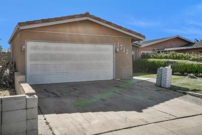 SALINAS Single Family Home For Sale: 1712 Los Coches Cir