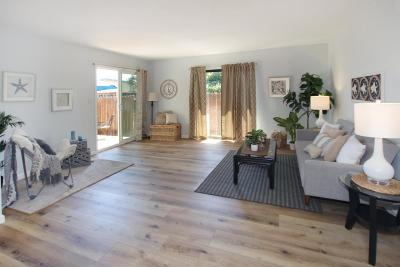 Santa Cruz County Single Family Home For Sale: 110 Ocean St