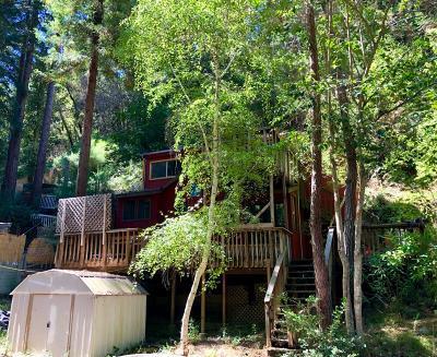 Santa Cruz County Single Family Home For Sale: 10485 Lomita Ave