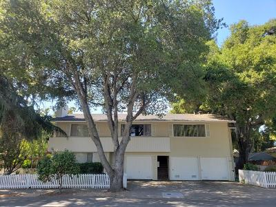 Palo Alto Multi Family Home For Sale: 194 Webster St