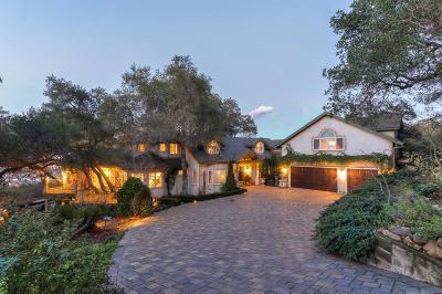 Los Gatos Single Family Home For Sale: 14805 Sky Ln