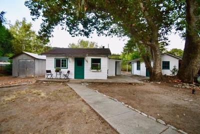 Monterey County Single Family Home Contingent: 37124 Nason Rd