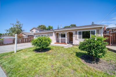 Santa Clara County Single Family Home For Sale: 5816 Embee Dr