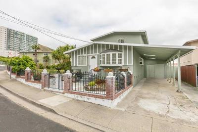 South San Francisco Single Family Home For Sale: 150 Pecks Ln