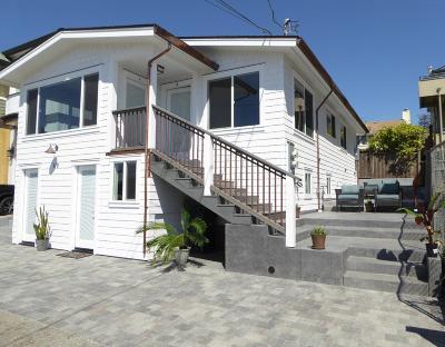 SANTA CRUZ Multi Family Home For Sale: 110 5th Ave