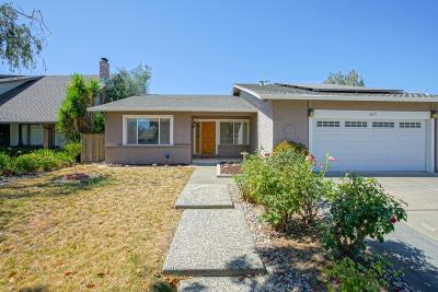 Santa Clara County Single Family Home For Sale: 187 French Ct