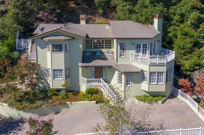 REDWOOD CITY Single Family Home For Sale: 722 Bayview Way