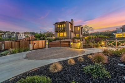 Monterey County, San Benito County, Santa Clara County, Santa Cruz County Single Family Home For Sale: 140 Prospect Ave