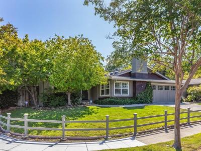 Los Gatos Single Family Home For Sale: 101 Forest Hill Dr