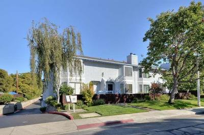 SANTA CLARA Townhouse For Sale: 895 Quince Ave 15