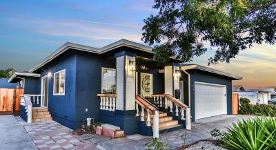 Milpitas Single Family Home For Sale: 1840 Arizona Ave