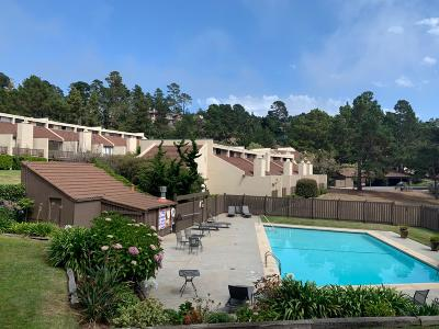 Monterey County Condo For Sale: 3600 High Meadow Dr 27