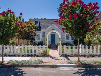 Burlingame Single Family Home For Sale: 137 Costa Rica Ave