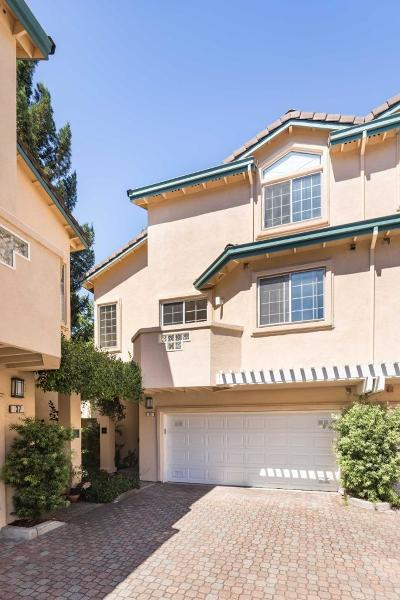 PALO ALTO Townhouse For Sale: 4173 El Camino Real 36