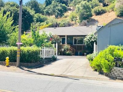 Single Family Home For Sale: 20451 Almaden Rd