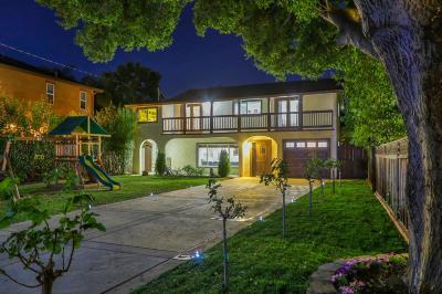 Los Gatos Single Family Home For Sale: 15631 Loma Vista Ave