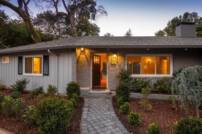 SAN MATEO Single Family Home For Sale: 731 Edgewood Rd