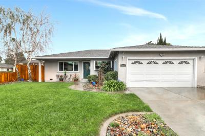 Santa Clara County Single Family Home For Sale: 7840 Westwood Dr