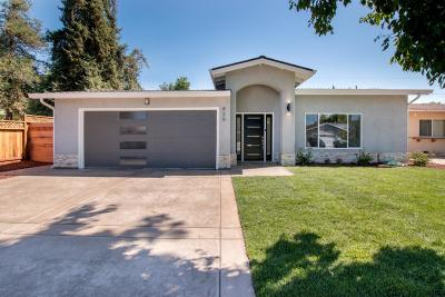 MILPITAS Single Family Home For Sale: 438 Roswell Dr