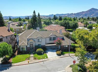 Santa Clara County Single Family Home For Sale: 17565 Serene Dr