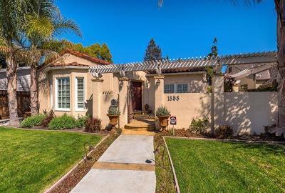 San Jose Rental For Rent: 1858 Park Ave