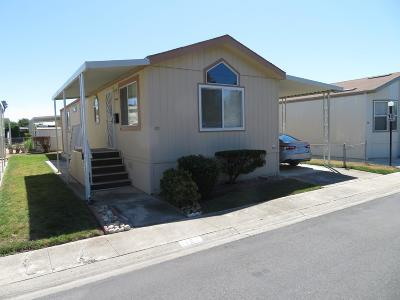 San Jose Mobile Home For Sale: 1358 Oakland Rd 121