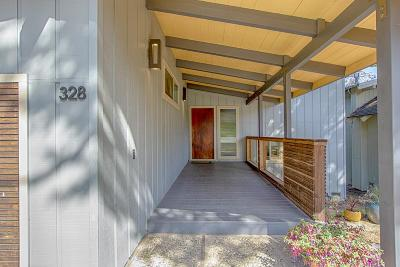 Santa Cruz County Single Family Home For Sale: 328 Arthur Ave