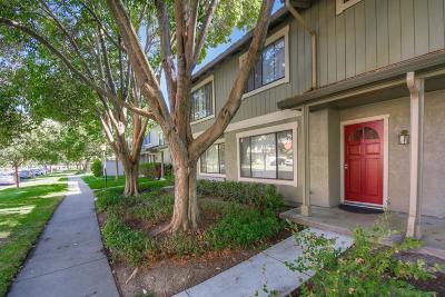 Santa Clara County Condo For Sale: 4954 Rue Le Mans