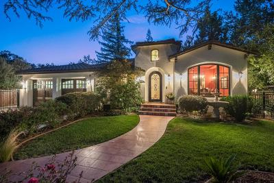 Santa Clara County Single Family Home For Sale: 16021 Winterbrook Rd