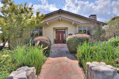 Santa Clara County Single Family Home For Sale: 17660 Bruce Ave