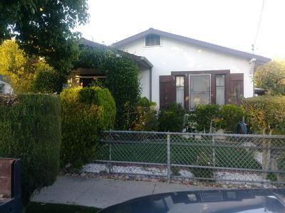 SAN JOSE Single Family Home For Sale: 250-264 San Antonio Ct