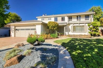 SAN JOSE Single Family Home For Sale: 6850 Glenview Dr