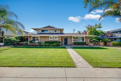 Santa Clara County Multi Family Home For Sale: 916 Castlewood Dr