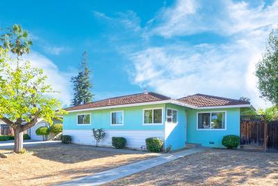 SAN JOSE Single Family Home For Sale: 4988 Adair Way